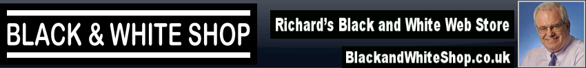 Richard's Black and White online Shop