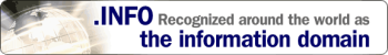.INFO - Recognized as the information domain